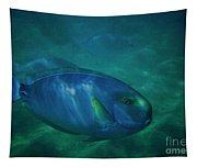 Hawaiian Tang Fish Tapestry