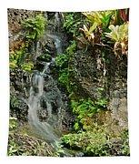 Hawaiian Waterfall Tapestry