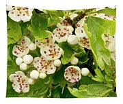 Hawthorn Gold Tapestry