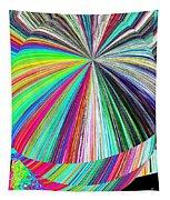 Hazelnut Abstract Tapestry
