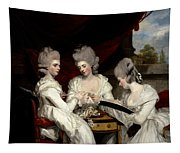 he Ladies Waldegrave Tapestry