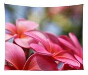 He Pua Lahaole Ulu Wehi Aloha Tapestry