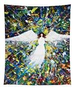 Healing Angel 1 Tapestry