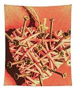 Heart Attack Tapestry