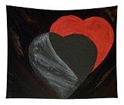 Heart Blocker Tapestry