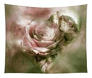 Heart Of A Rose - Antique Pink Tapestry