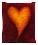 Heart Of Gold 2 Tapestry
