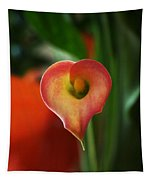 Heart Of The Lily Tapestry