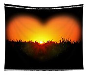 Heart Of The Sunrise Tapestry