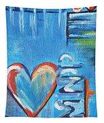 Heartache Tapestry