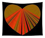 Heartline 5 Tapestry