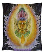 Heart's Fire Buddha Tapestry