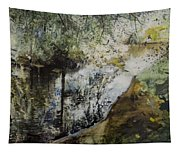 Heat And Shade Tapestry