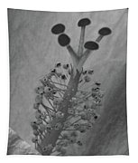 Heavenly Hibiscus Bw 13 Tapestry