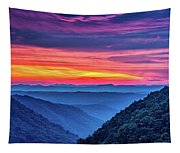 Heaven's Gate - West Virginia 6 Tapestry