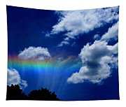 Heavens Rainbow Tapestry