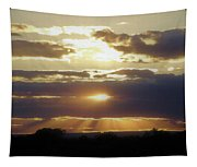 Heaven's Rays 2 Tapestry