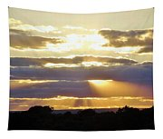 Heaven's Rays Tapestry