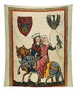 Heidelberg Lieder Tapestry