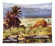 Helen Dranga Art Tapestry