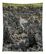 Hell - Grand Cayman Vertical Tapestry