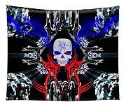 Hell Rider Tapestry