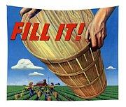 Help Harvest War Crops - Fill It Tapestry