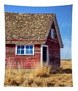 Hen House -1 Tapestry