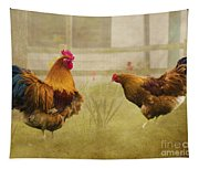 Hen Party Dancin The Night Away Tapestry