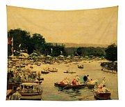 Henley Regatta Tapestry