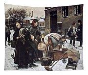 Henningsen  Evicted 1890 Tapestry