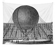 Henri Giffard: Balloon Tapestry