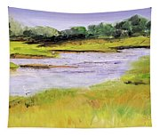 Her River Dream Tapestry