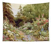 Herbaceous Border  Tapestry