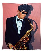 Herman Brood Tapestry by Paul Meijering