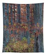 Heron Pond Twilight Tapestry