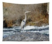 Heron The Rock Tapestry