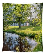 Herrevads Kloster By The Riverside Tapestry
