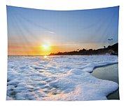 Hesler Sunset Tapestry