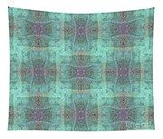 Hidden Butterfly Print Tapestry