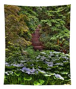 Hidden Stairs Tapestry