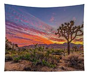 Hidden Valley Sunset Tapestry