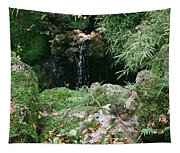 Hidden Waterfall Tapestry