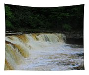 High Falls Of Cheat 13 Tapestry
