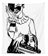 High Fashion 2 Tapestry