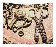 High Style Hairdresser Kit Tapestry