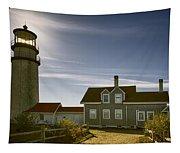 Highland Lighthouse Tapestry