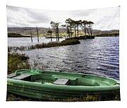 Highland Loch Tapestry