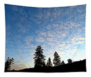 Highland Sunrise Tapestry