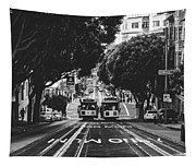 Hills Of San Francisco Tapestry